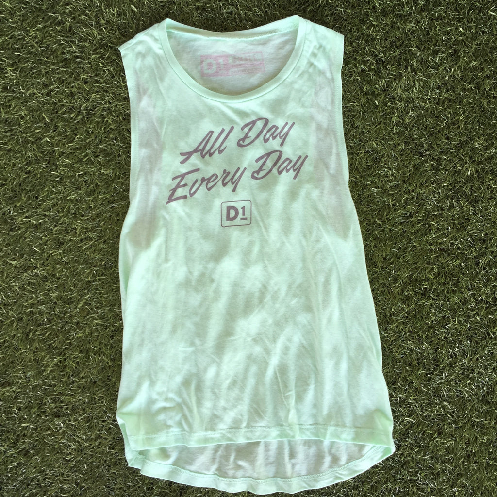 Women's All Day Slouchy Tank