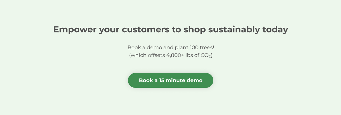 Signup For A Demo With EcoCart
