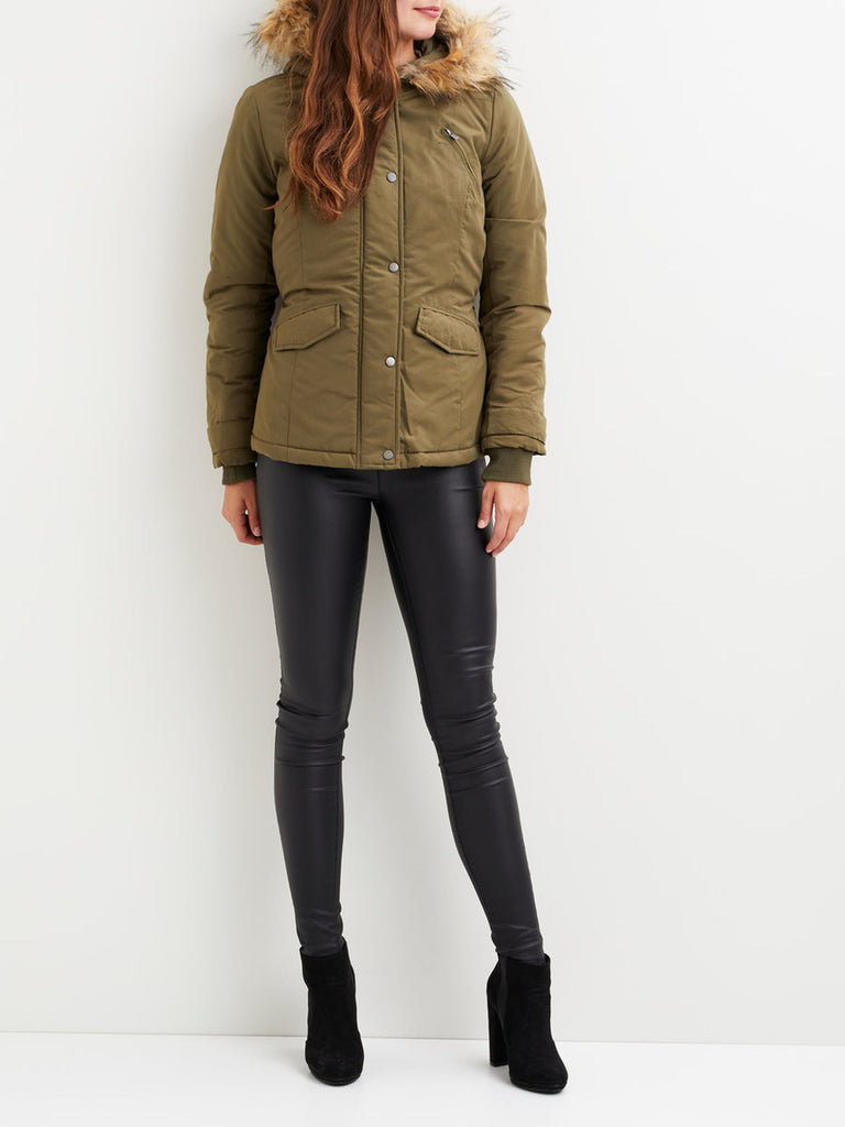 Kaki Fall Jacket