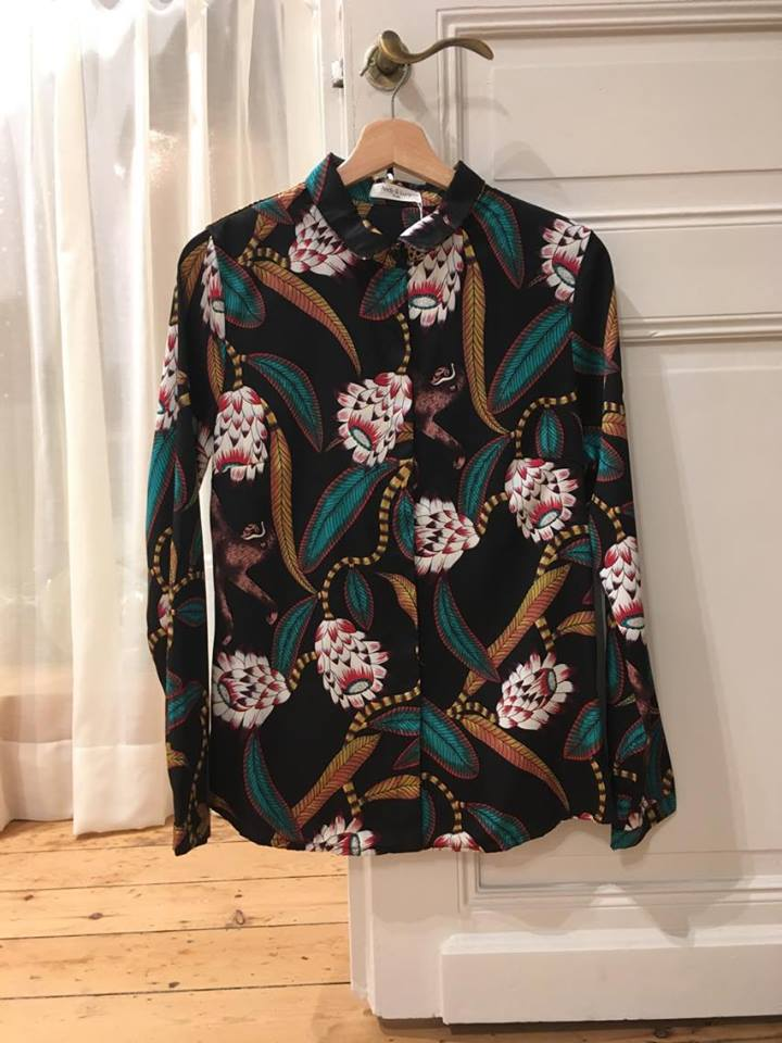 Cambodge Blouse