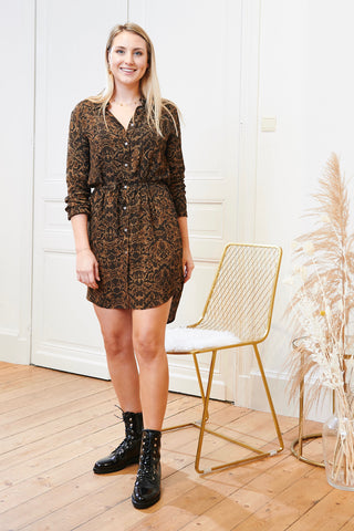 Viviskasia Shirt Dress