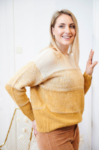 Tini Knit Moutarde
