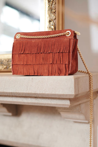 Lina Bag Terracotta