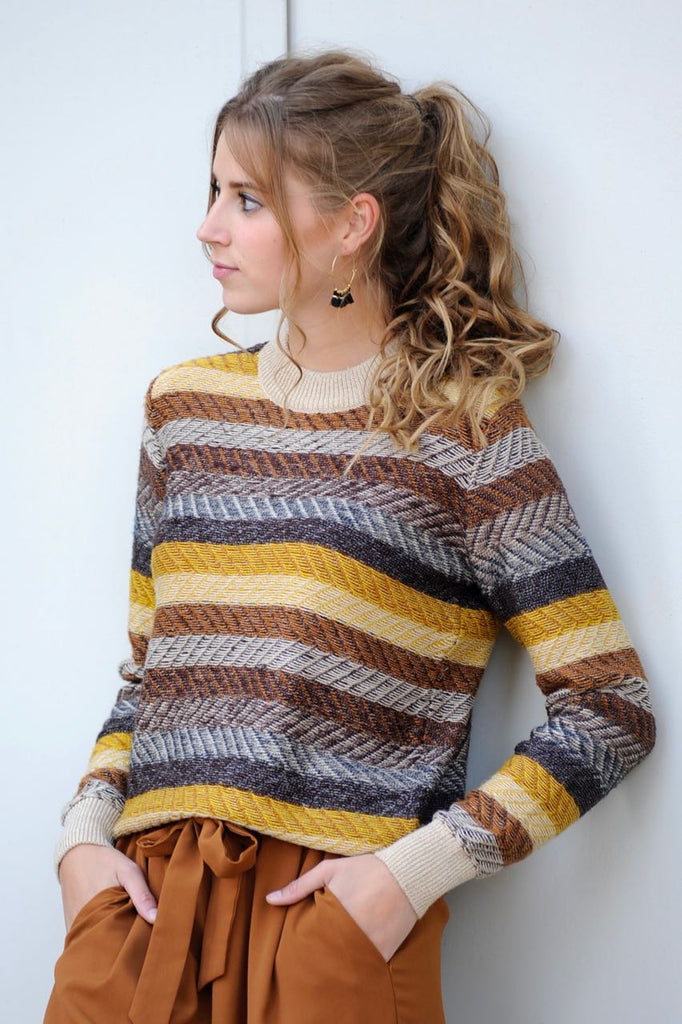 Isa Fall Pullover
