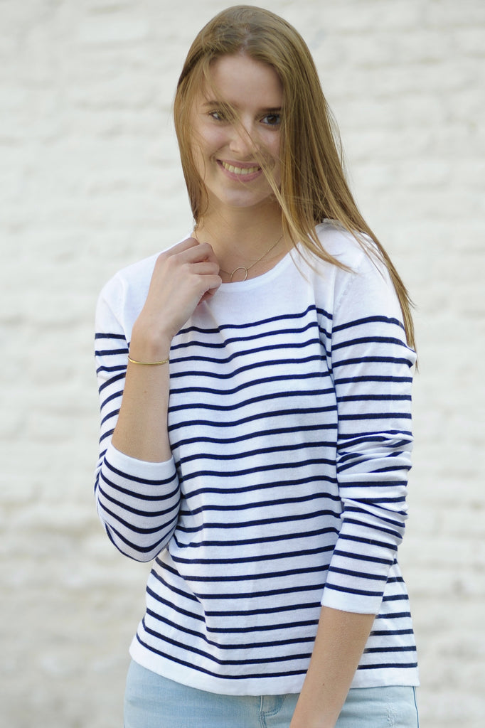 Marine Striped Pull