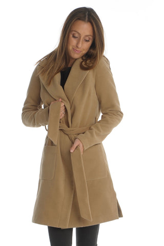 Camel Fall Coat