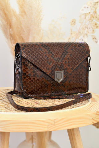 Demi Bag Brown