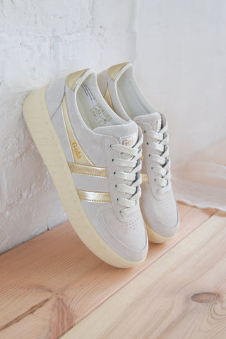 Grandslam Pearl Sneakers Off White
