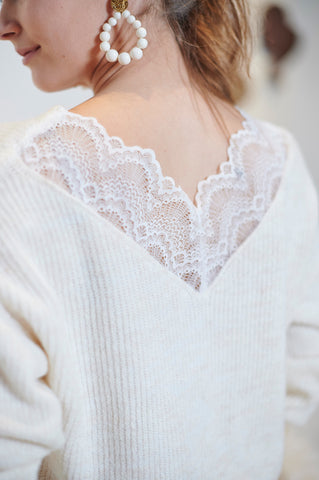 Lala Lace Knit
