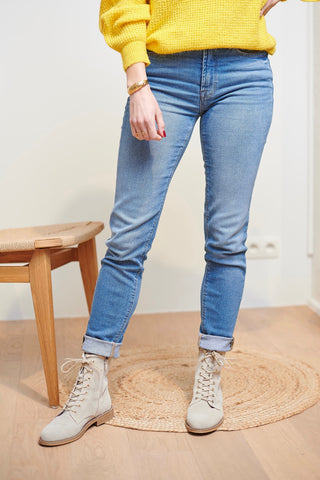 Huva Jeans Light Blue Washed