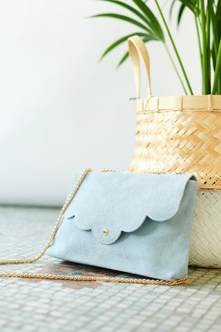 Emi Bag Light Bleu
