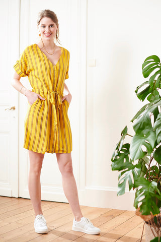Vimura Shirt Dress