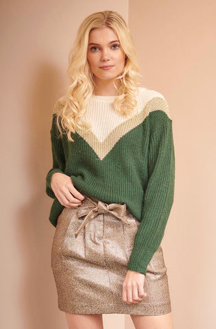 Diana Knit Green