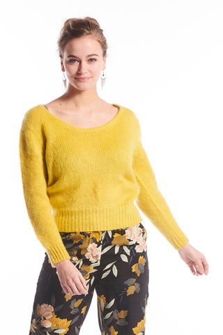 Naoelle Knit Sweater