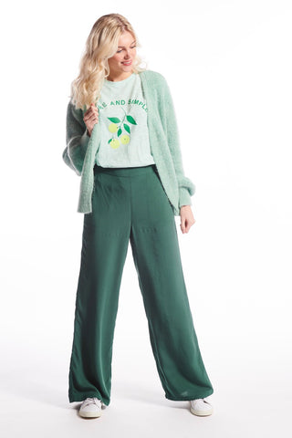 Vipimia Green Pants