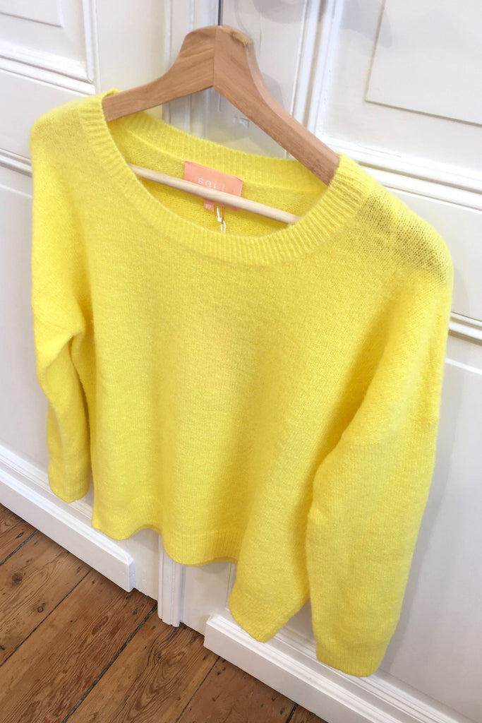 Pull Caliente - Yellow