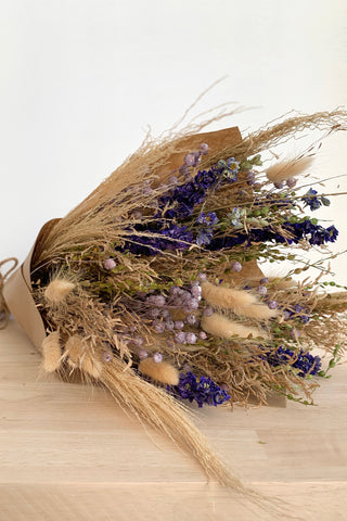 Dried Flowers Lavande