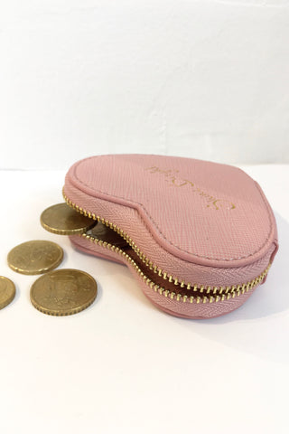 Heart Coin Purse - Shine Bright