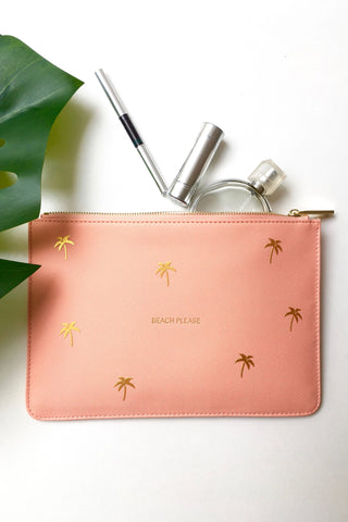 Perfect Pouch - Beach Please