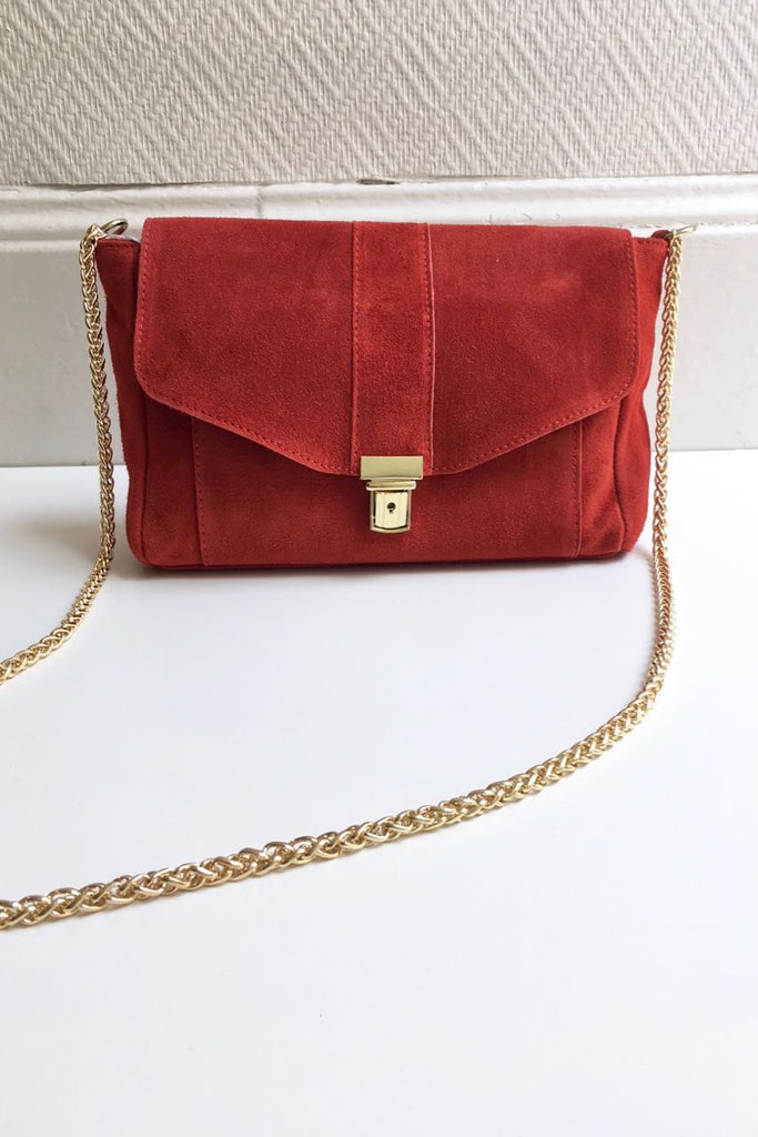 Rosalie Bag - Red