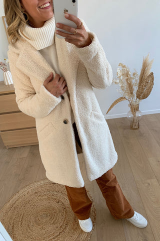 Liosi Teddy Coat