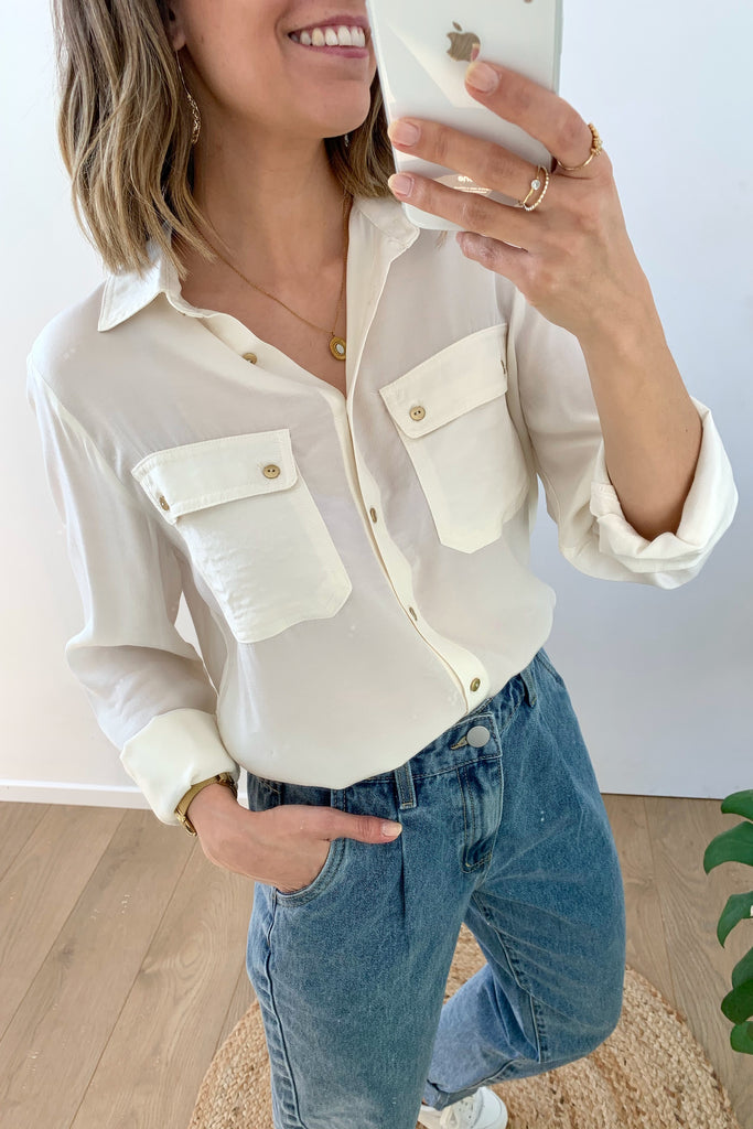 Cathy Blouse