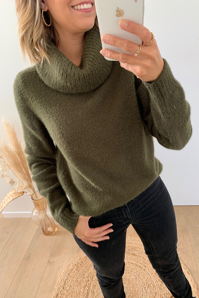 Feami Rollneck Knit