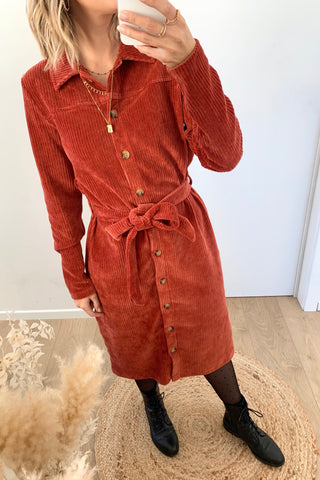 Florina Shirt Dress