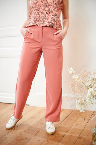 Vinathalia Pants Dusty Cedar