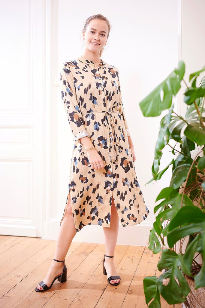 Vicava Lion Shirt Dress