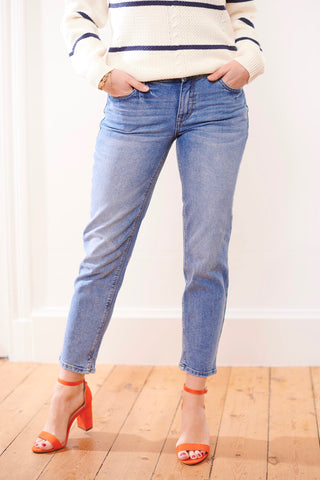 Vicrow Denim Pants