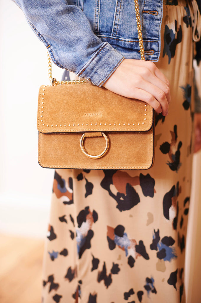 Khloe Mini Bag Camel