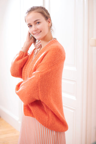 Adorable Knit Peche