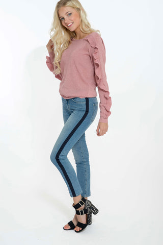 Dina Denim Pants