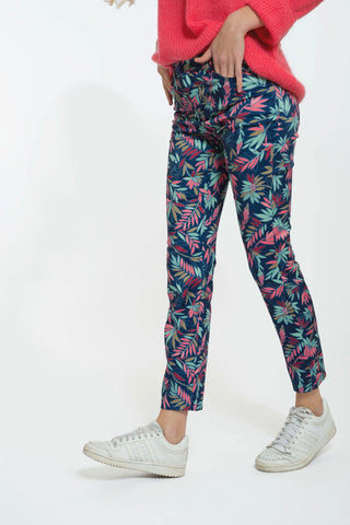Desiry Flower Pants