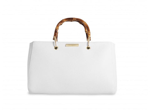 Avery Bag White