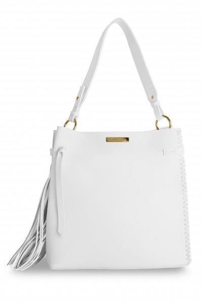 Florrie Day Bag White