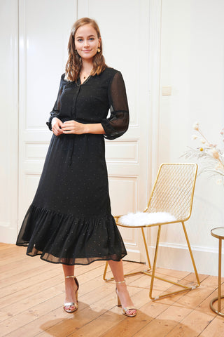 Vihadi Midi Dress