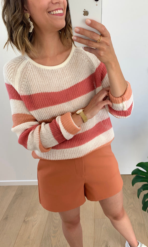 Lizzy Knit Pink