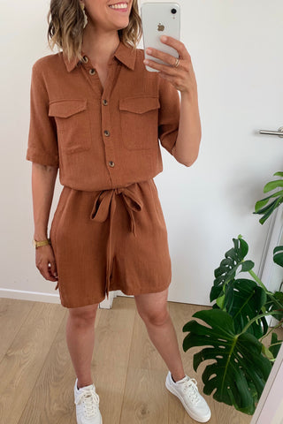 Visafari Playsuit