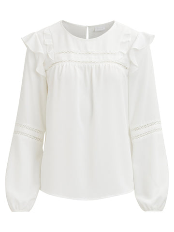 Viladdy Top White