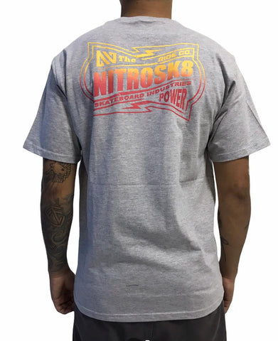 CAMISA NITROSK8 POWER GRADIENT