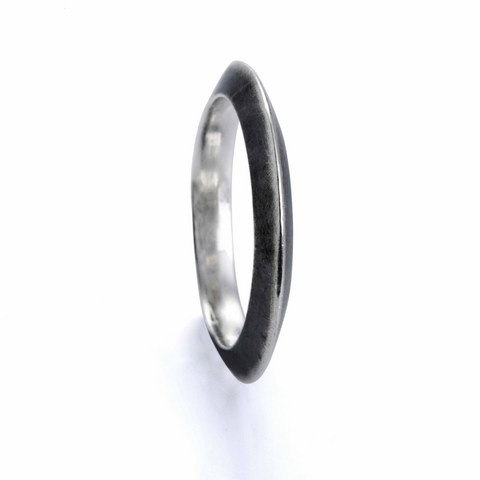 Triangular Profile Ring