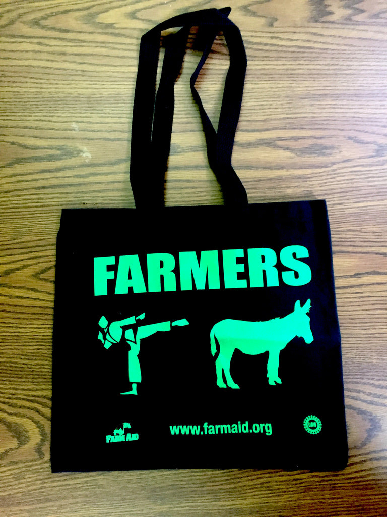 Farmers Kick - Tote Bag