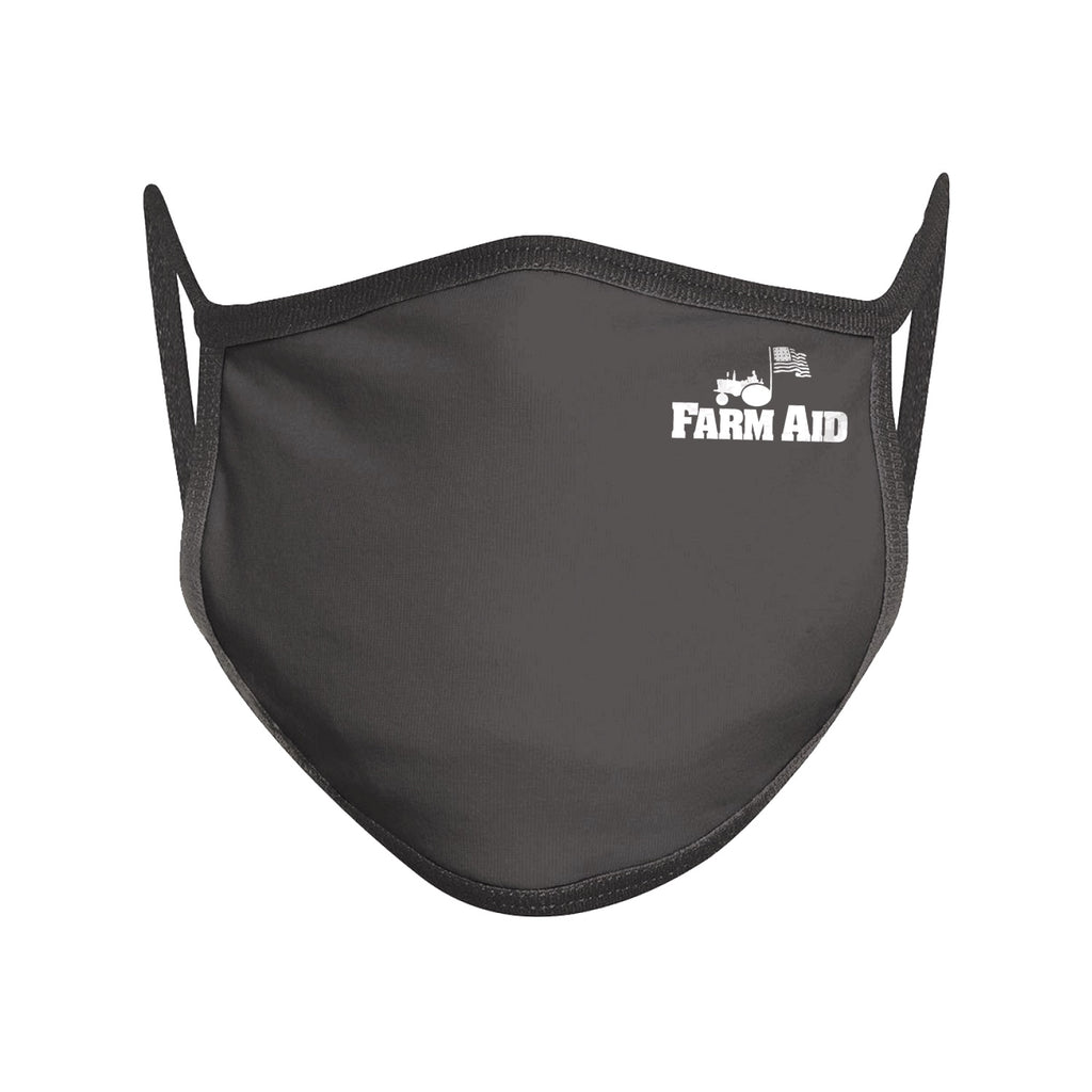 Farm Aid face mask