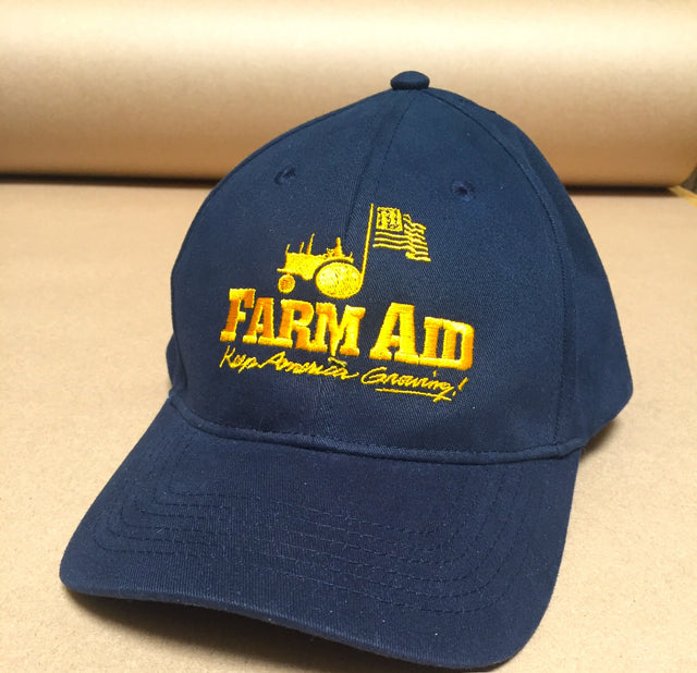 Farm Aid 2017 Cap (Navy)