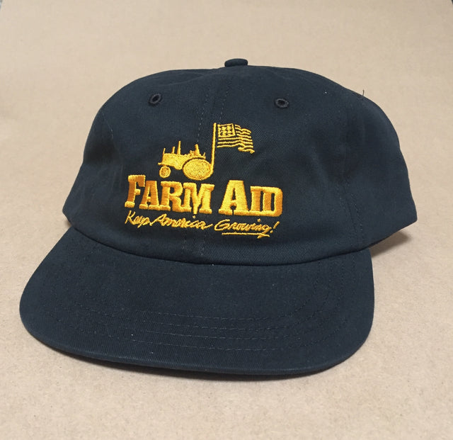 Farm Aid 2017 Cap (Black)