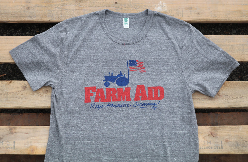 Farm Aid 2017 Throwback Tee