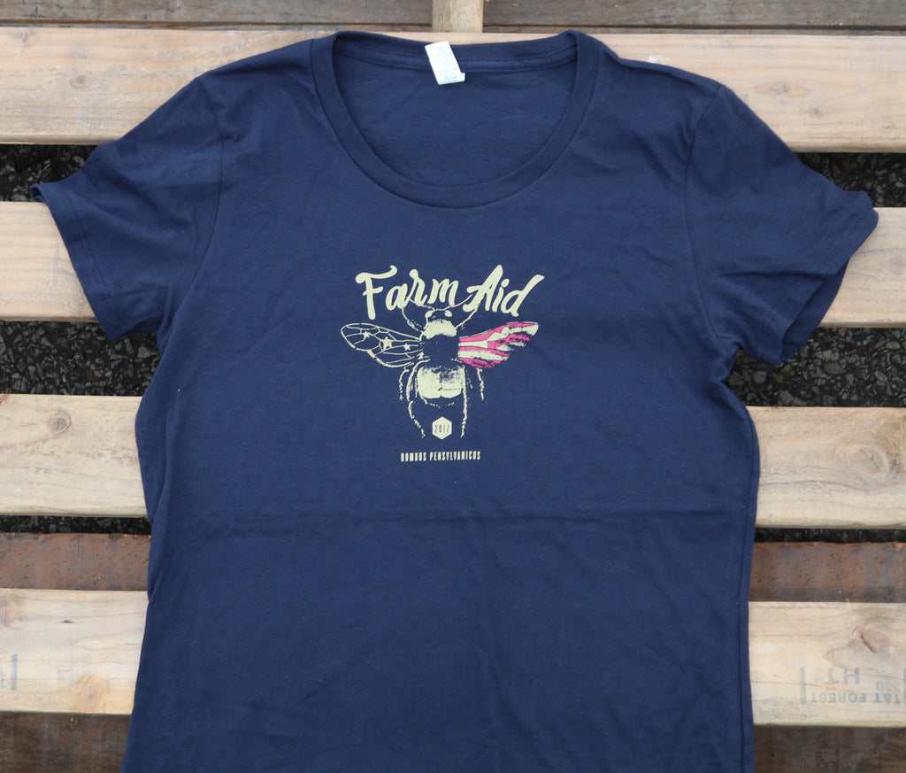 Farm Aid 2017 Lady Bee Tee