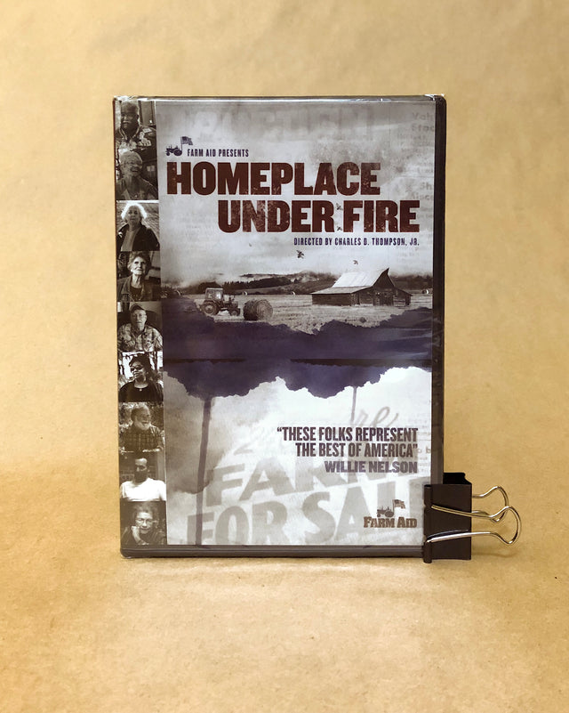Homeplace Under Fire DVD